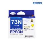 ตลับหมึกอิงค์เจ็ท T105490 (T073N)เหลือง Epson