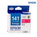 Epson T141390 Magenta หมึกอิงค์เจ็ท สีม่วงแดง ของแท้