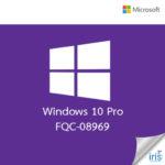 Windows 10 Pro 32 Bit ENG OEM (FQC-08969)
