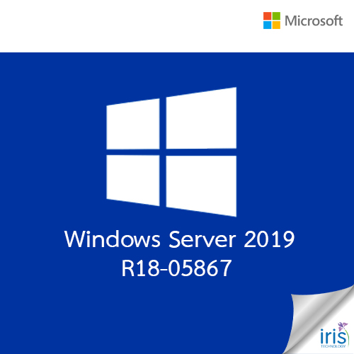 Microsoft R18-05867 Windows Server 2019 5 User CAL