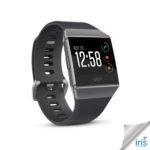 Fitbit Ionic Smartwatch Charcoal/smoke gray FB503GYBK