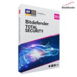 Bitdefender Total Security 2019 (5Desktop)