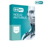 ESET NOD32 Antivirus (1Desktop)