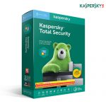 Kaspersky Total Security (3Devices)