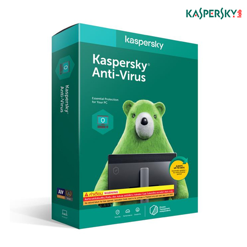 Kaspersky Antivirus (1Devices)