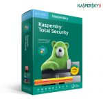 Kaspersky Total Security 1Device 2Year
