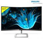 จอภาพ LCD แบบโค้ง พร้อม Ultra Wide-Color 328E9QHSB/67 | Philips
