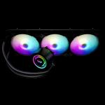 AIGO DARKFLASH TWISTER ARGB DX360 BLACK