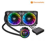 Liquid Cooling Thermaltake Floe Riing 240 RGB Premium Edition (CL-W157-PL12SW-A)
