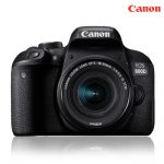 Canon 800D (Rebel T7i / Kiss X9i)+ 18-55mm f4-5.6 IS STM
