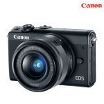 Canon EOS M100+15-45 kit Black