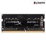 8GB (8GBx1) DDR4/2400 RAM NOTEBOOK (แรมโน้ตบุ๊ค) KINGSTON HyperX IMPACT (HX424S14IB2/8)