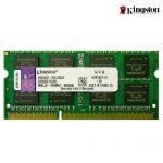 8GB (8GBx1) DDR3/1600 RAM NOTEBOOK (แรมโน้ตบุ๊ค) KINGSTON VALUE RAM (KVR16S11/8)