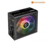 POWER SUPPLY (อุปกรณ์จ่ายไฟ) THERMALTAKE Smart BX1 RGB 650W (230V) ( PS-SPR-0650NHSABE-1)