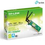 TL-WN851ND | 300Mbps Wireless N PCI Adapter
