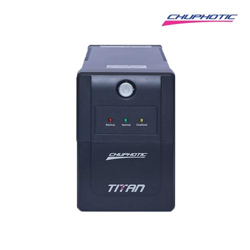 """(TN1000) UPS """"Chuphotic"""" Tatin 1000VA/480W"""