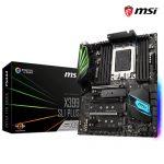 MAINBOARD (เมนบอร์ด) TR4 MSI X399 SLI PLUS DDR4