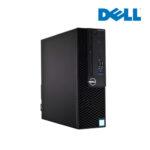 PC DELLOPTIPLEX 3050SFF I3-7100/UMA/4G/1TB/UBU & VGA PORT